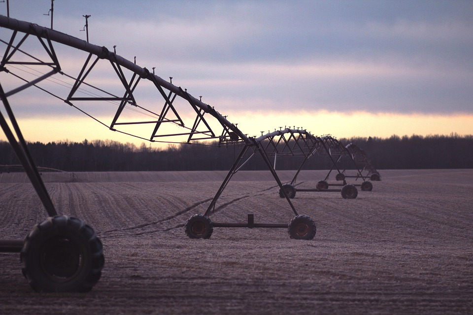 How to make water supply efficient by using a digital approach to the agricolture